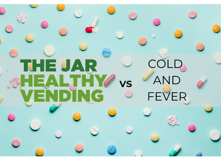 Beating out the cold with The Jar Healthy Vending