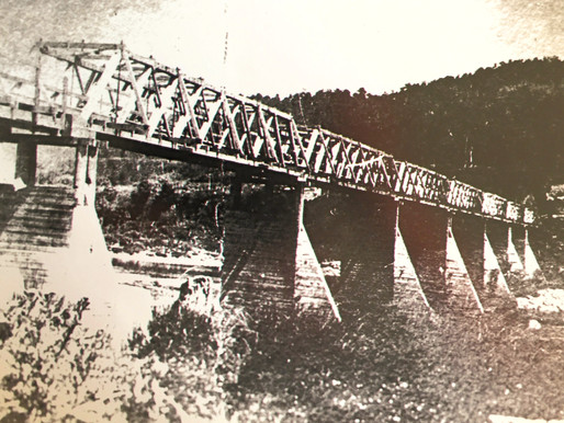 The Forgotten Grey River Bridge