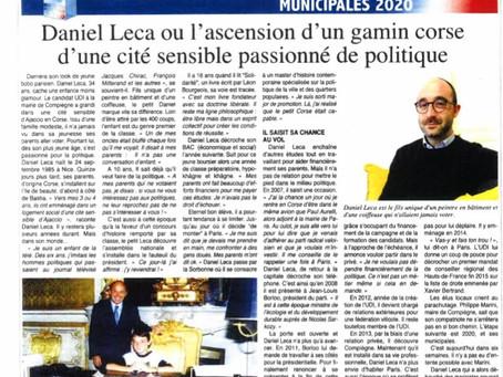 Qui est Daniel Leca ? L'Oise Hebdo retrace son parcours