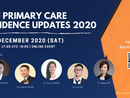 Event Highlight - CU Primary Care Evidence Updates 2020