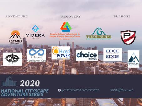 2020 Cityscape National Sponsors