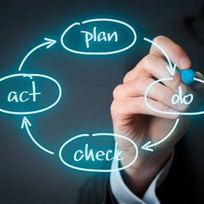 Improve #7: Plan-Do-Check-Act