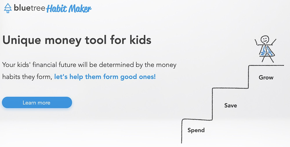 Tool to teach kids about money