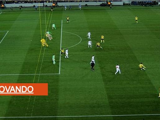Fifa estuda uso de árbitros robôs para marcação de impedimentos na próxima Copa do Mundo