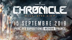 Chronicle festival - open Air