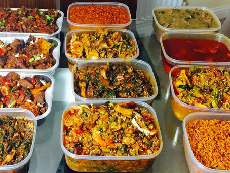 Nigeria: Food business and the economy.