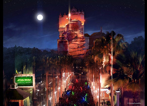 Celebrities, Projections & More Announced for Star Wars Galactic Nights