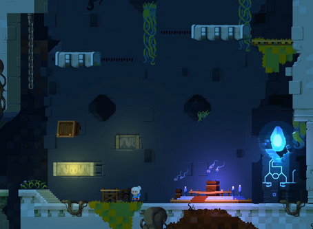 Platformer YesterMorrow Warps to PC, Consoles on Nov. 5