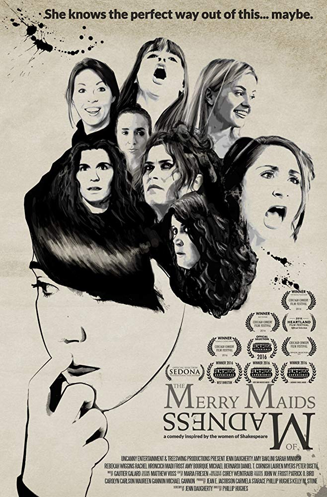 The Merry Maids of Madness indie film review
