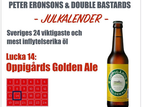 Peter Eronsons & Double Bastards julkalender - Lucka 14