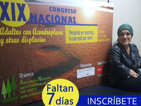 XIX Congreso Nacional ( Faltan 7 días )