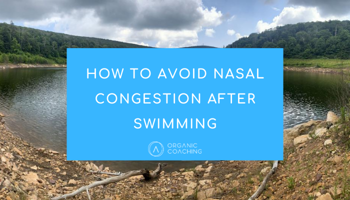 How To Avoid Nasal Congestion After Swimming