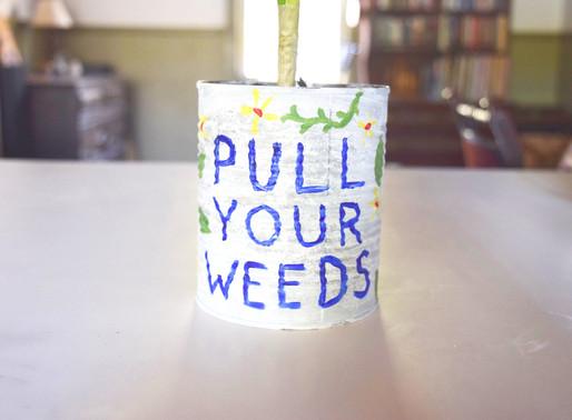 Keep Gardening!