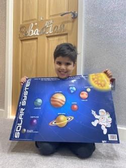 Seb's Space Work