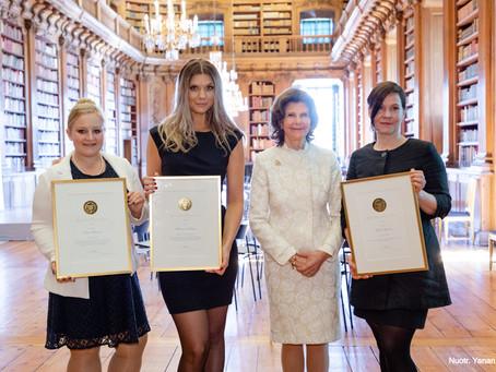 Švedijos karalienės slaugos apdovanojimas ir 6000 eurų stipendija laukia jūsų!