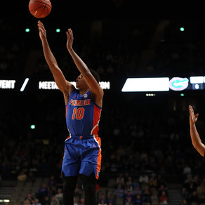 The Gators rout Vandy on Donovan's special night