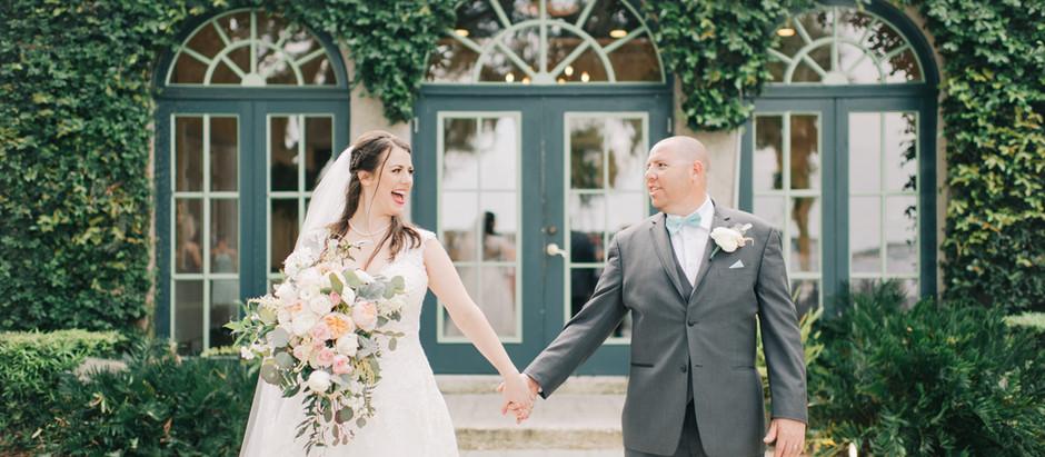 Club Continental Wedding (Orange Park, FL) Kat & James Wedding Blog