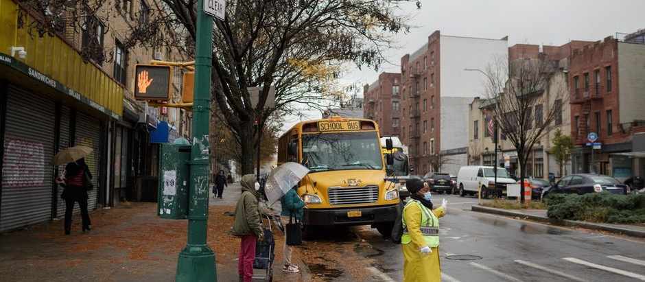 New York City's school system, the nation's largest, will close as virus cases rise: A big setback