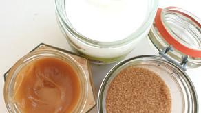 DIY: Hjemmelaget skrubb til lepper og hender med naturlige ingredienser.
