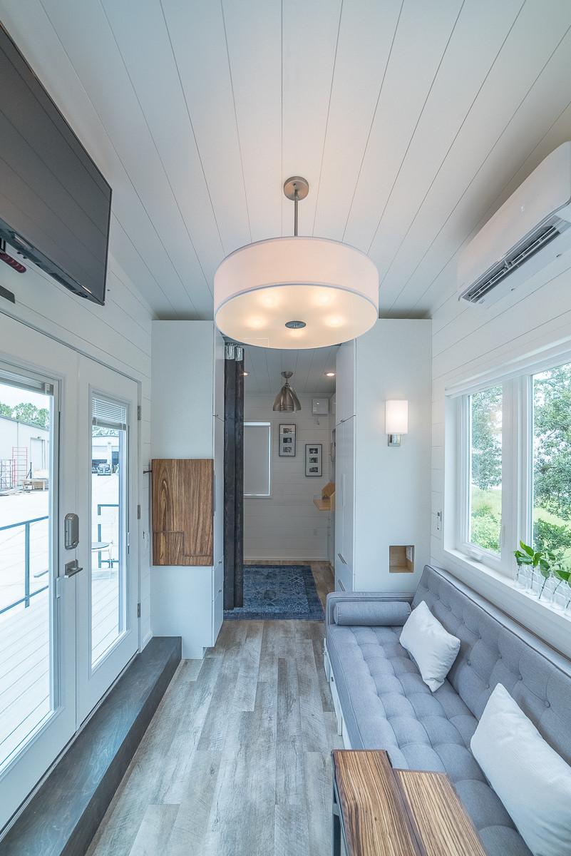 Tiny Home Living Area