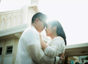 { Ruth + Jerniel } Urdaneta Garden Resort Pangasinan | Wedding Photography and Videography Services