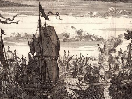 La isla pirateá (Parte 1)