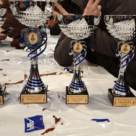 Concours des solistes et petits ensembles - 4 mai 2019