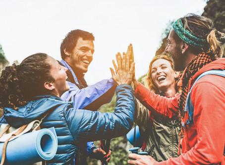Wundermittel wandern – Wandern macht gesund und glücklich
