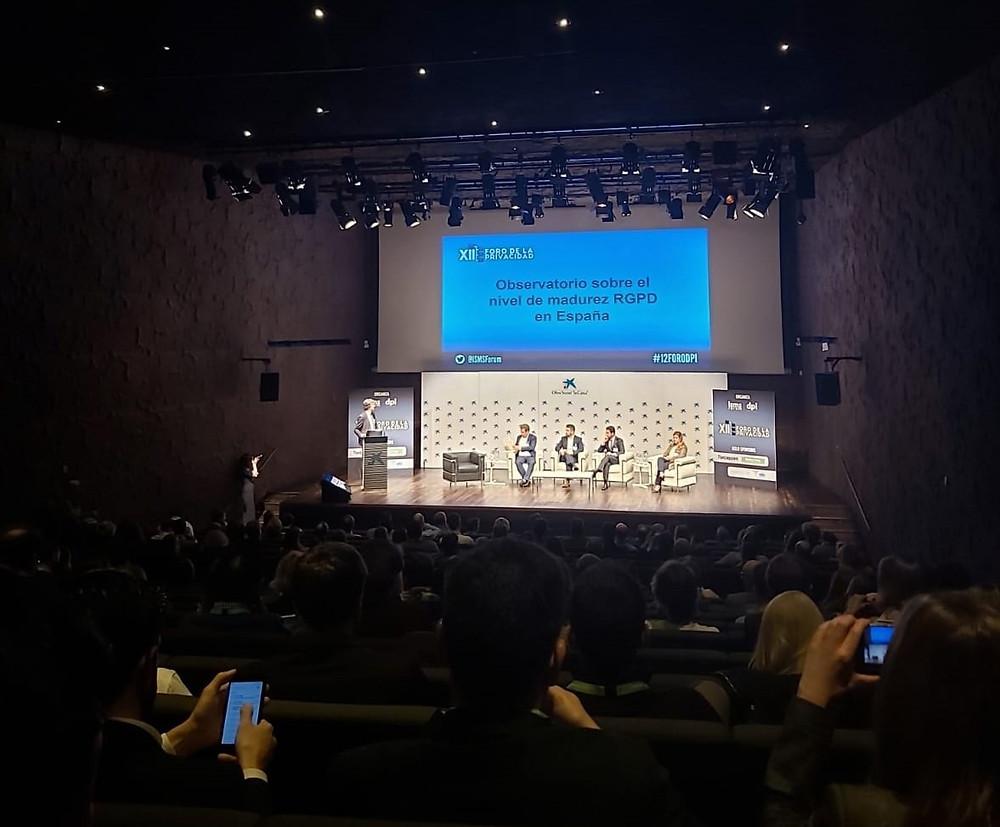 XXI Foro de la Privacidad - ISM Forum Spain - 3 de marzo de 2020