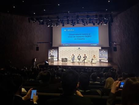 Contiac asiste al XII Foro de la Privacidad - ISMS Forum