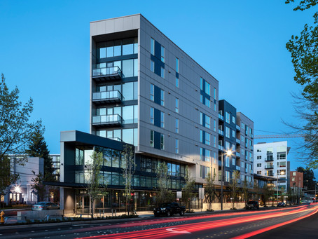 A Bold Solution for a Challenging Property at 'The Triangle'
