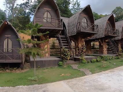 Ladaya, Lokasi Outbound Di Samarinda