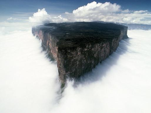 Le Mont Roraima au Venezuela