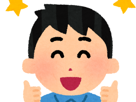 50代 男性 岸和田市 感謝の気持ちでいっぱいです!