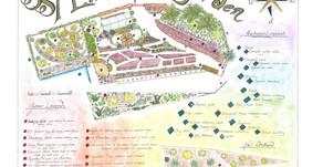 New Permaculture Design for Salt Spring Elementary's Hillside Garden