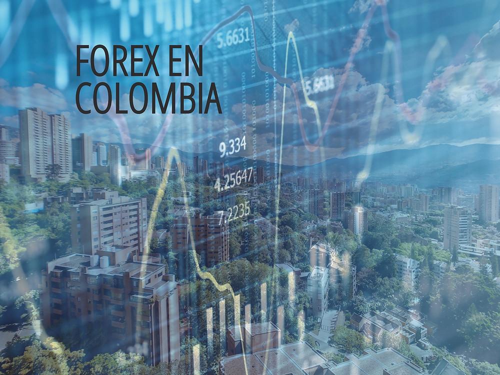 Los Mejores Brokers de Forex para clientes colombianos