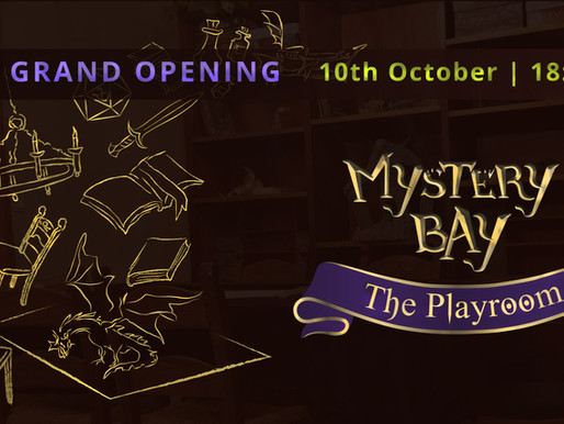Grand Opening - The Playroom