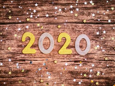 Good Bye 2019 & Hello 2020
