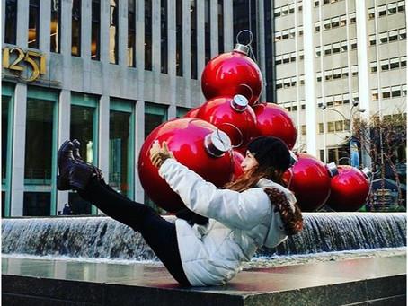 Pilates Around the World: NYC!