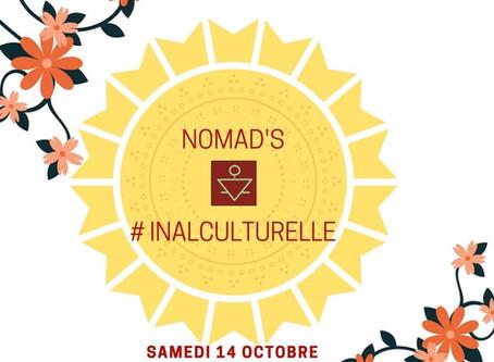 Samedi 14 Octobre: Inalculturelle 2017