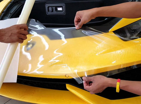 The Benefits Of Having Paint Protection Film