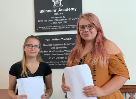 'I'm going to Cambridge' exclaims delighted Year 11 pupil