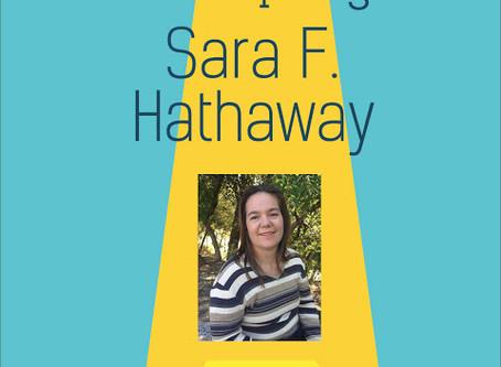 writeHackr Magazine Interview Sara F. Hathaway