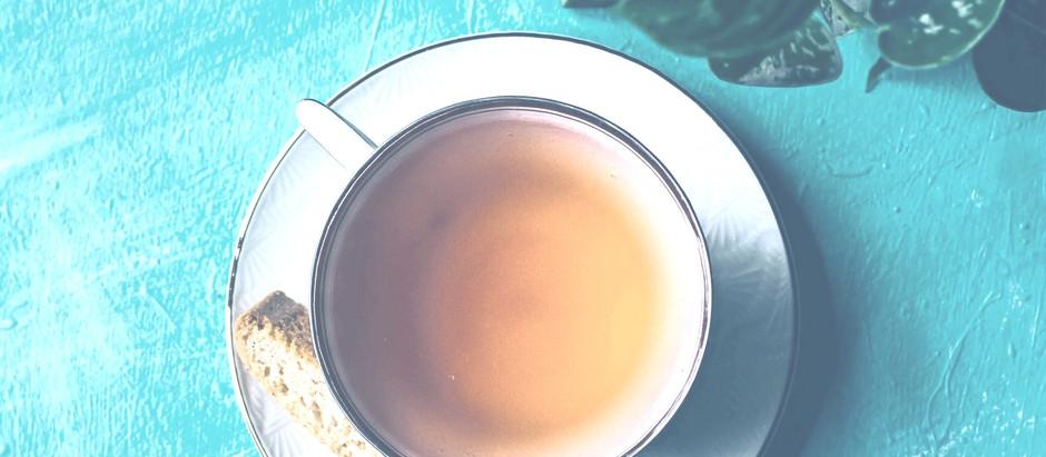 MY FAVORITE TEA BLEND