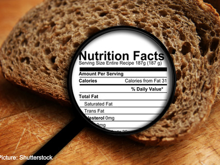 5 Steps to Decoding the Nutrition Facts Label
