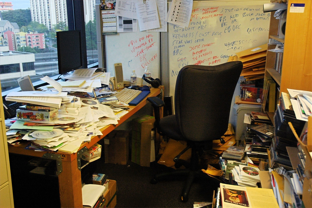 Chronic Disorganization at Work