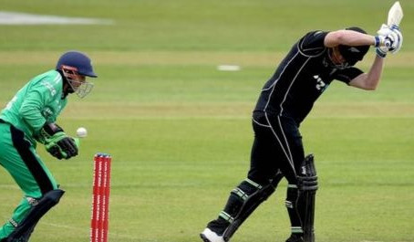 New Zealand in Ireland, 3 T20I + ODI Series, 2020
