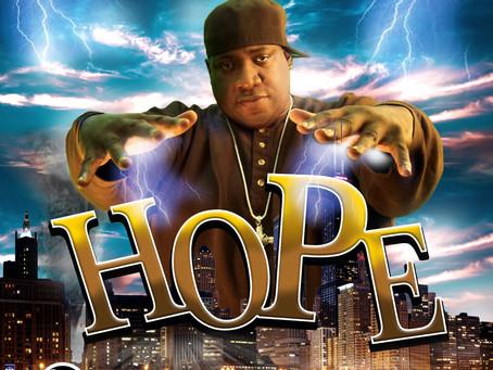 "Legendary Hit Maker D/R Period Drops ""Hope"""