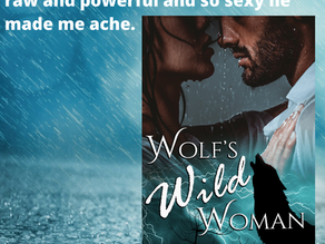 Wolf's Wild Woman is here!