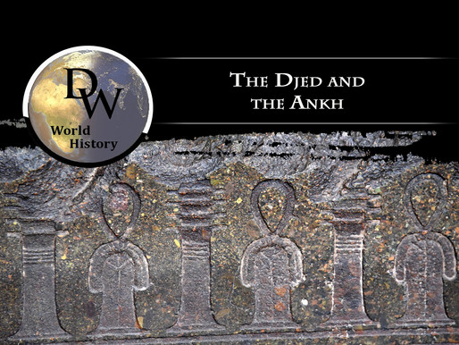 The Djed and the Ankh